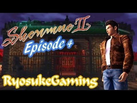 Shenmue 2 #4 : Le Temple Man Mo