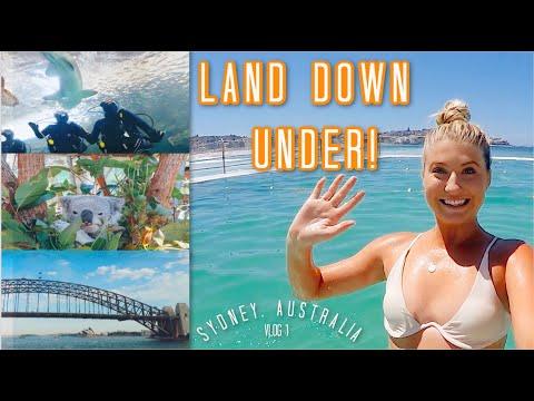 SYDNEY AUSTRALIA VLOG | Part 1