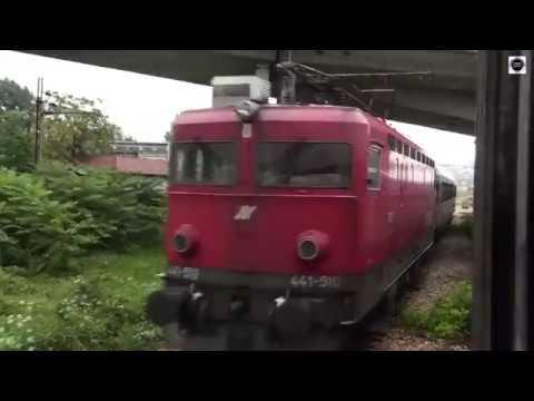 International train D334 Hellas Exp. Thessaloniki-Skopje-Beograd (31-07-2014)
