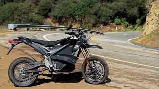 2012 Zero DS  Motorcycle Review - An electric bike worth talking about