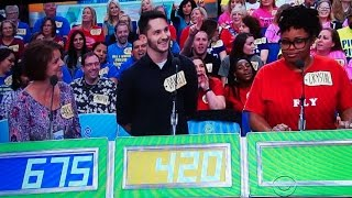 420 Price is Right Win
