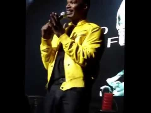 Jamie Foxx - Turning into Denzel,  Darker the Berry Sweeter the Juice.