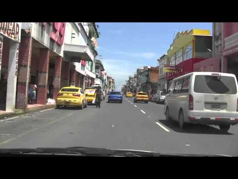 COLON PANAMA CRUISIN TO FORT DELESSEPS