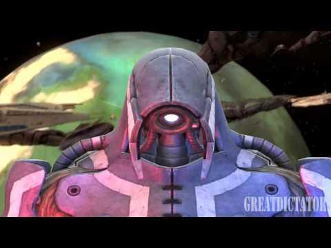 Commander Shepard Music Video [GMOD]