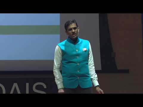 Taking Ayurveda and 150 years of family legacy to the 21st century | Arjun Vaidya | TEDxYouth@DAIS