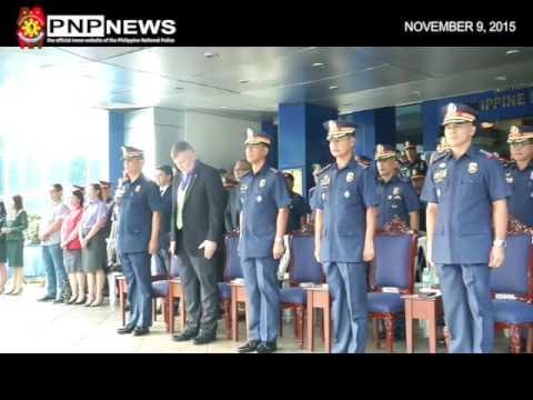 U.S. DONATES EOD EQUIPMENT, VEHICLES TO PNP (Nov  9, 2015)