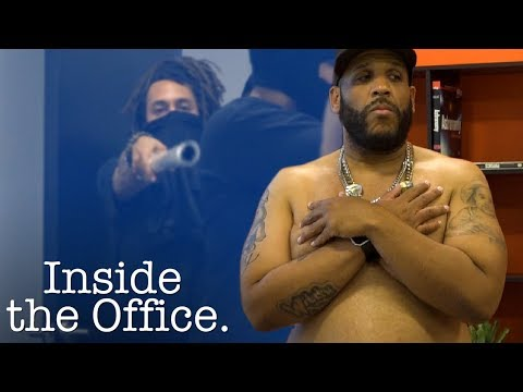 Hollywood Dont Like Black People | Inside The Office