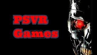Best NEW PlayStation VR Games / Upcoming PS4 PSVR Games VR  Part 2   🔥🔥🔥
