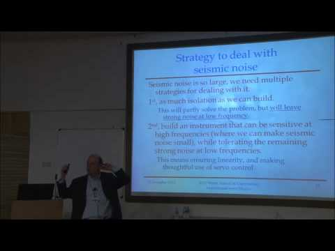 Peter R Saulson - Vibration isolation (Passive systems)