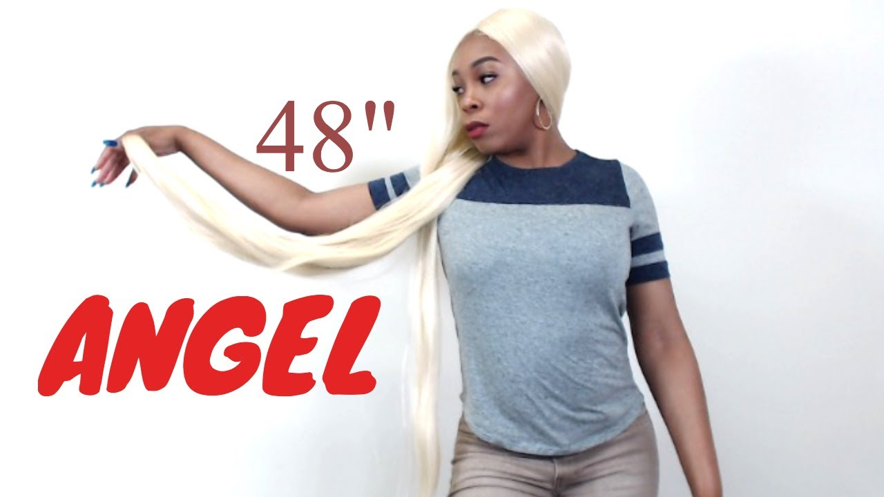 Freetress Equal Synthetic Hair Invisible Part Wig Angel