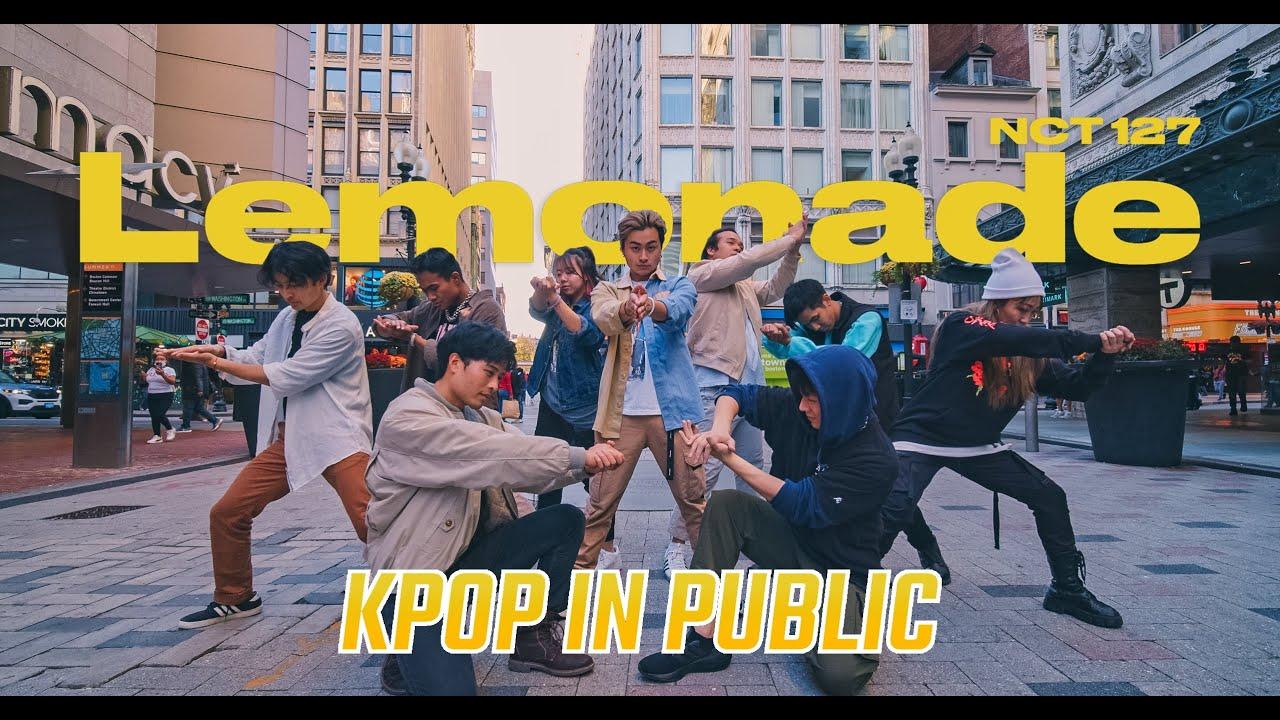 Download [KPOP IN PUBLIC - ONE TAKE] NCT 127 (엔시티 127) - 'Lemonade' | Full Dance Cover by HUSH BOSTON