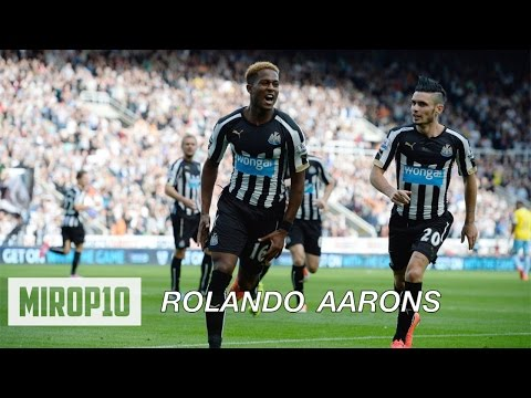 ROLANDO AARONS ✭ Newcastle ✭ Big Time Charlie |Skills & Goals|