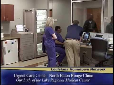 OLOL opens LSU Health Baton Rouge Clinics