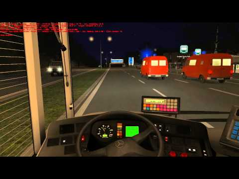 OMSI Joyride #39 - Great Grundorf 2 - Route A3 Hong Shing Port - Airport GTC