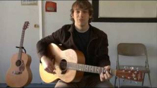 Guitar for Beginners 12 -- How to Keep the Beat