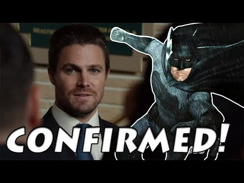 Batman confirmed to be in the Arrow-verse! Huge Bruce Wayne name drop! - Arrow Season 6