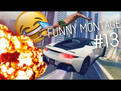 FUNNY ASPHALT 8 MONTAGE #13 (Funny Moments and Stunts)
