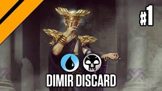 Dimir Discard   Standard Experimentation | Theros Beyond Death | Mtg Arena