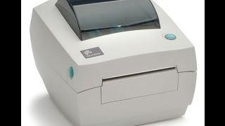 Zebra GC420t Barcode Printer : Review
