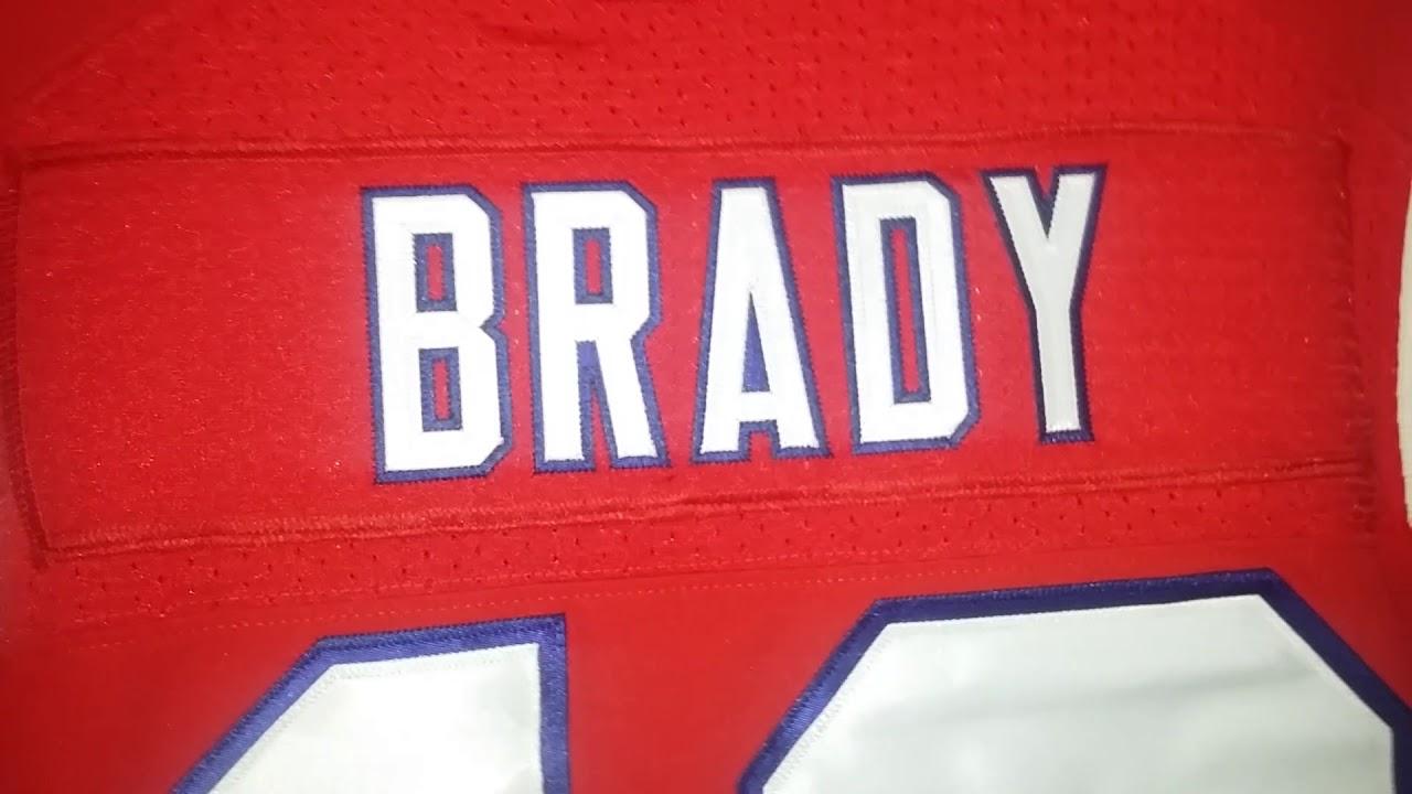 New England Patriots 2012 Alternate Throwback Elite Retail Football