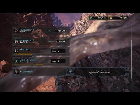 monster hunter world pc+trainer