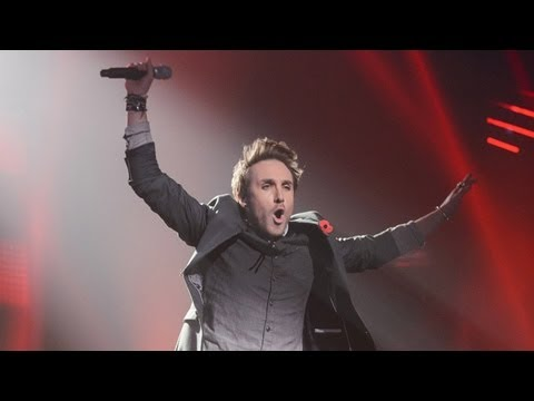 Kye Sones sings The New Radicals Always Get What You Give - Live Week 5 -The X Factor UK 2012