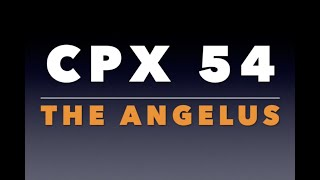 CPX 54: The Angelus