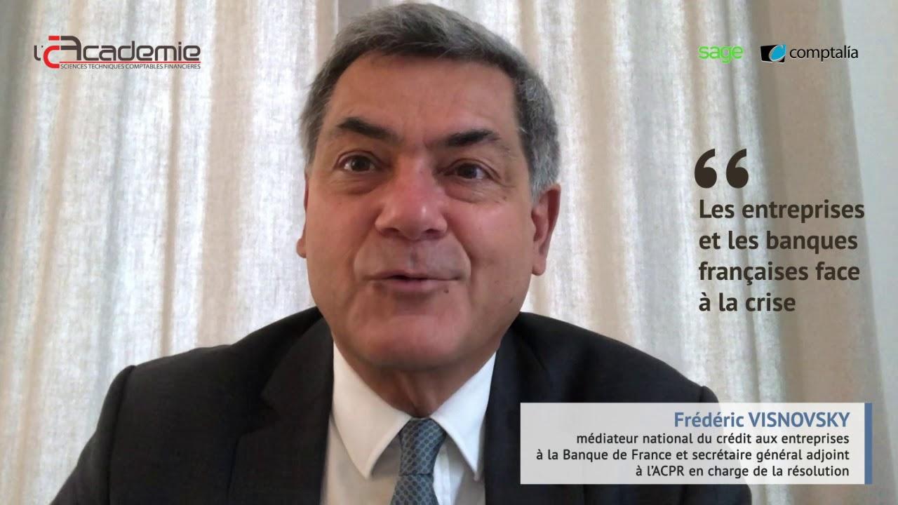 Les Entretiens de l'Académie : Frédéric Visnovsky