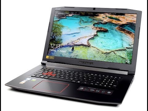 Acer Predator Helios 300 (7700HQ, GTX 1060, Full HD) Laptop