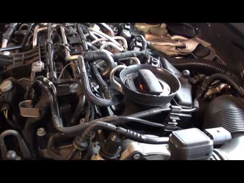 VW Golf Mk6 MAF Replacement Removal 2008 to 2013 models
