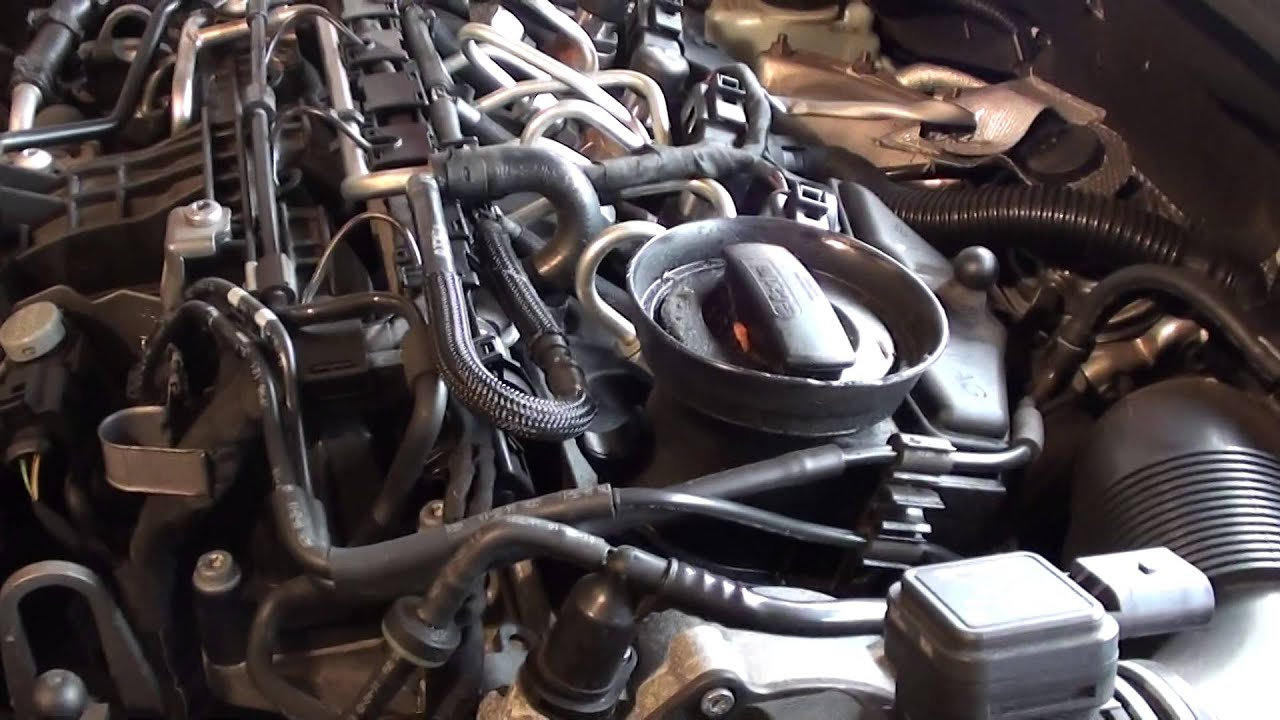 Mass Air Flow Sensor Symptoms >> VW Golf Mk6 MAF Replacement Removal 2008 to 2013 models ...