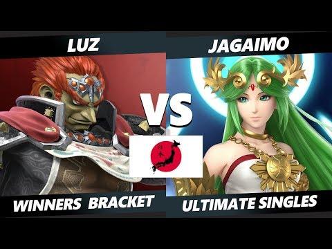 Japan Smash Ultimate Tournament - Luz (Ganondorf) Vs. Jagaimo (Palutena) SSBU Winners Bracket thumbnail