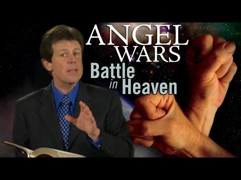 Battle In Heaven: Angel Wars Presented by Pr Gary Kent