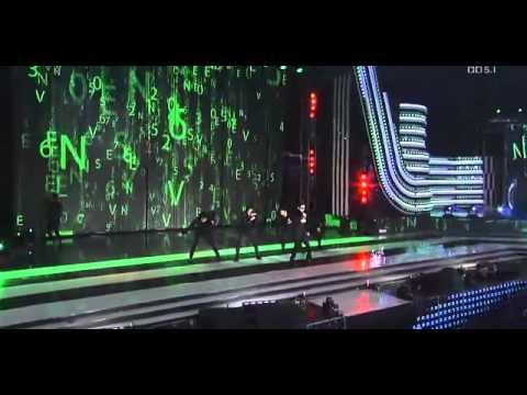 YouTube   101229 Se7en + TOP   Better Together & Digital Bounce HD