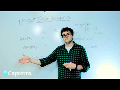 What is Double Entry Accounting?