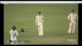 Pakistan vs Cricket Australia XI - Live Streaming