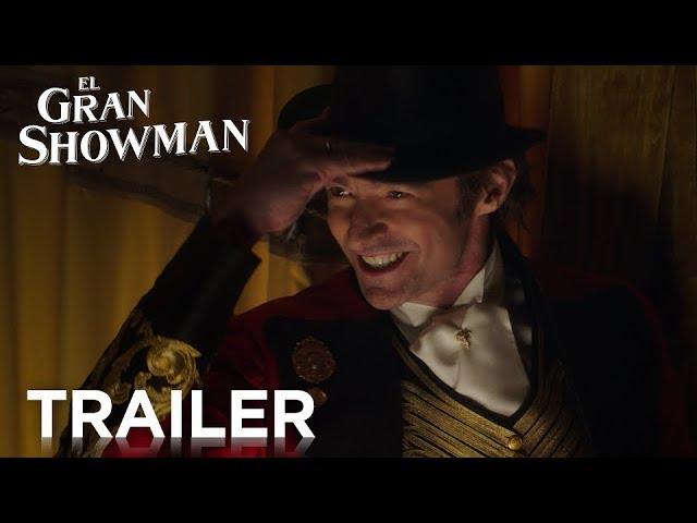 EL GRAN SHOWMAN | Tráiler | 29 de diciembre en cines