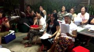 THE WEDDING (AVE MARIA) by JUBILEE CHOIR 720p mp4