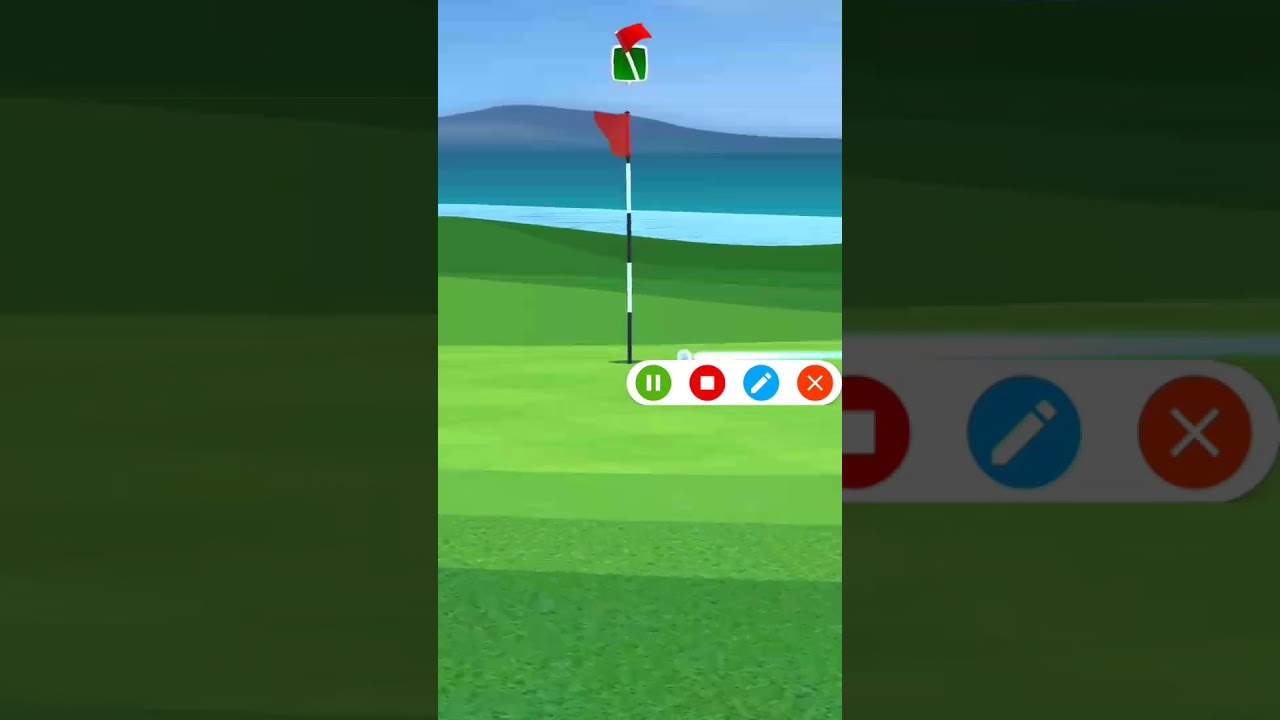 Golf Clash Chip-in Hack - YouTube