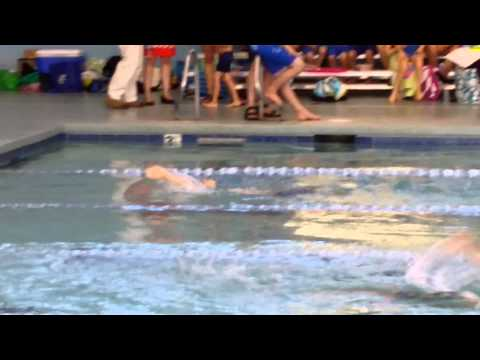 Lee Bowman 50 Yard  Backstroke