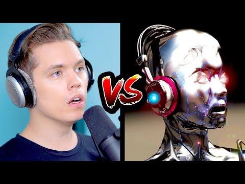 Singer vs Virtual Singer