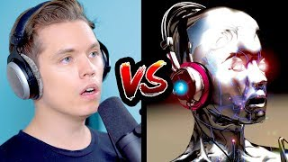 Singer vs Virtual Singer