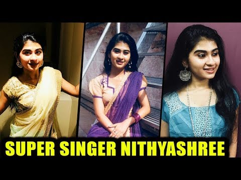 Super singer Nithya Shree Latest Photo Collection | Nithya Shree  Photo Gallery | Cinema News