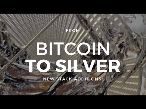 From Bitcoin to Silver - New Stack Additions