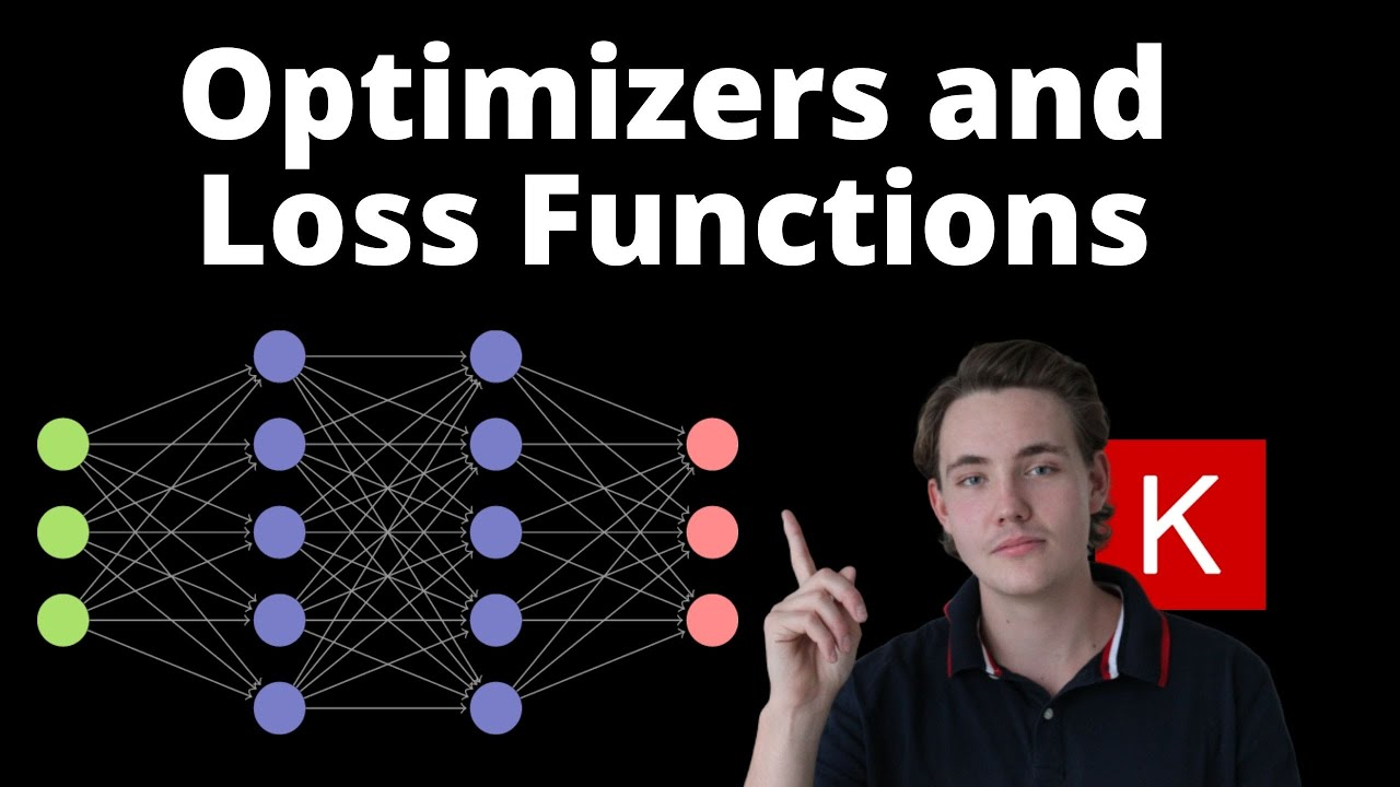 Optimizers, Loss Functions and Learning Rate in Neural Networks with Keras and TensorFlow