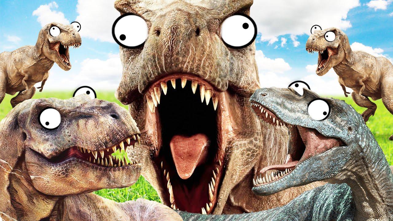 Los Dinosaurios Retrasados  Primal Carnage Youtube