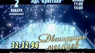Ледовое шоу 12 месяцев
