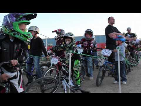 Legacy Raceway BMX Bike Track in Farmington, Utah (The Salt Lake Tribune)