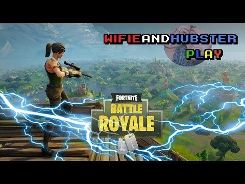 Fortnite Gameplay - 50+ wins, the new push bombs are neat! Join in!
