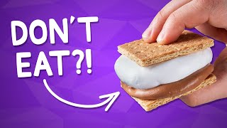"These ""S'Mores"" Aren't Meant for Snacking"